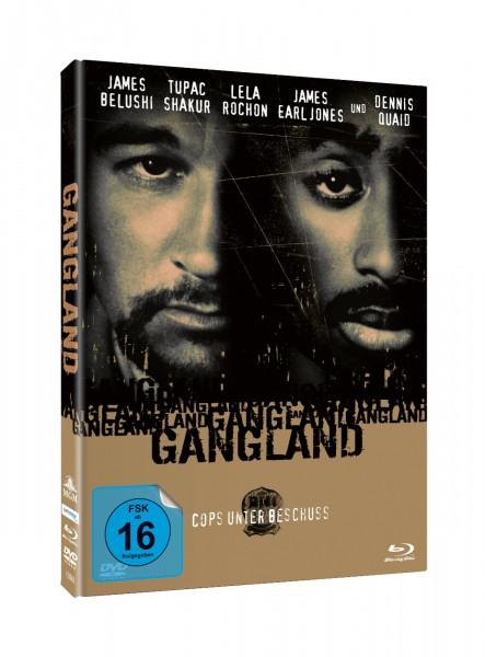 Gangland Gangland - Cops Unter Beschuss (Mediabook, Blu-ray & DVD) (FSK16)