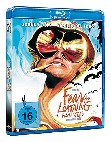 Fear and Loathing in Las Vegas (Blu-Ray)