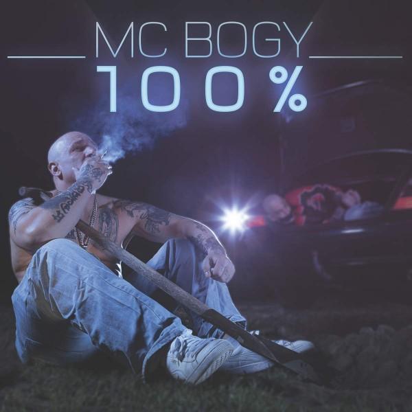 Mc Bogy - 100% (Ltd.Boxset)