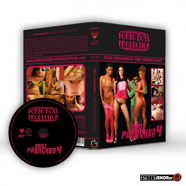 Orgi Pörnchen 4 (DVD)