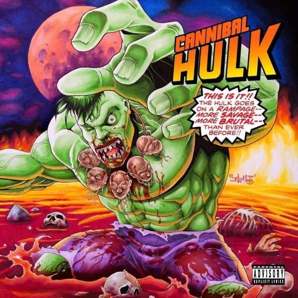 Ill Bill & Stu Bangas - Cannibal Hulk (Vinyl)