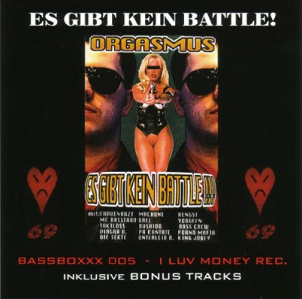King Orgasmus One - Es Gibt Kein Battle (CD)