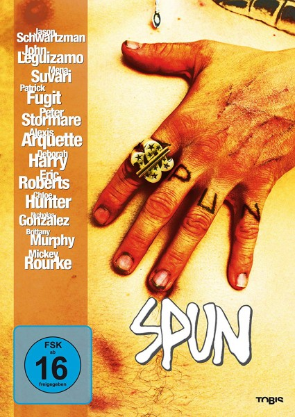 Spun Standard Version - DVD (FSK16)