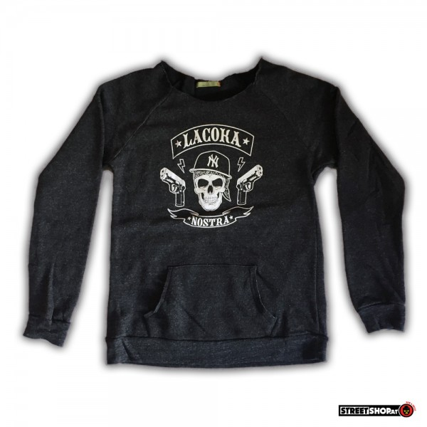 La Coka Nostra - MC NY Girls Crewneck Sweatshirt