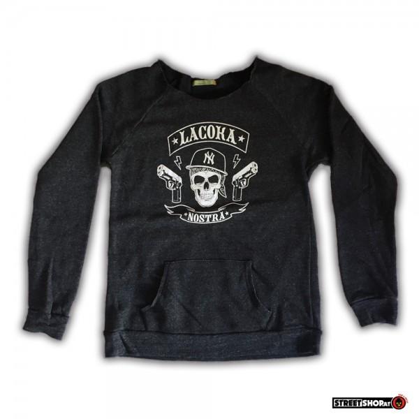 La Coka Nostra - MC NY Girls Crewneck Sweatshirt