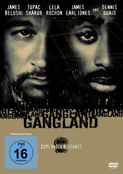 Gangland - Cops Unter Beschuss (DVD FSK16)