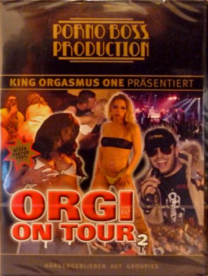 Orgi On Tour 2 (DVD)