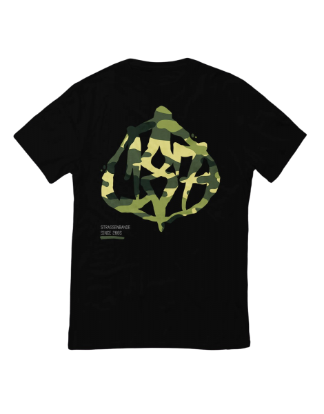 187 CAMOUFLAGE NUMBER SHIRT
