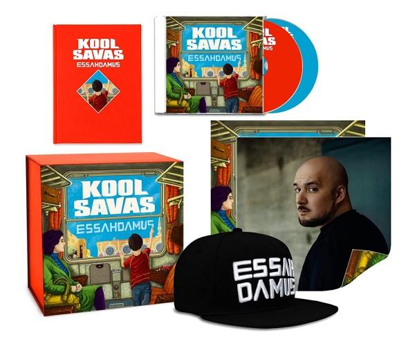 Kool Savas - Essahdamus (Limited Box-Set)