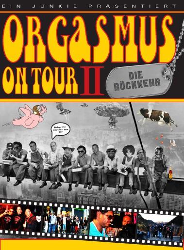 Orgasmus On Tour 2 - Die Rückkehr (DVD)