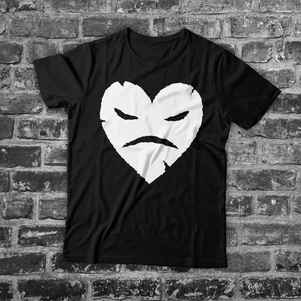 T-Shirt - Evil Heart Standard