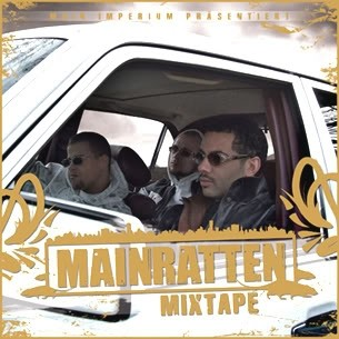 GPC- Mainratten Mixtape (CD-R)