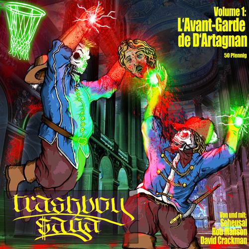 Scheusal & Rob Manson - Trashboy$aga Vol. 1