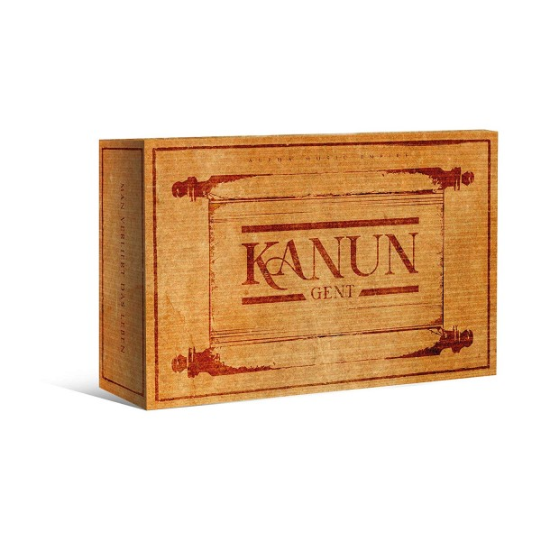 Gent - Kanun (Ltd.Boxset)