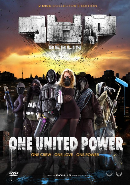 1UP DVD - One United Power - 2Disk Collectors Edition