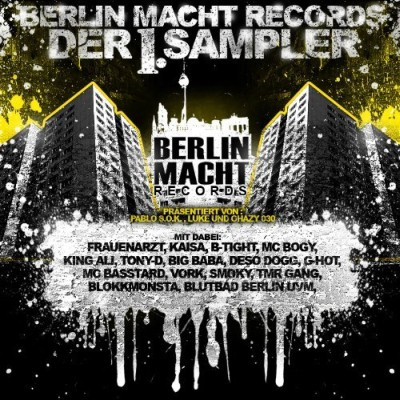 Berlin Macht Records Der 1. Sampler