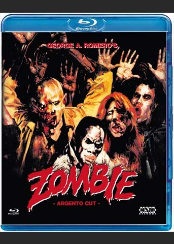 ZOMBIE - DAWN OF THE DEAD (Blu-Ray) - Argento Cut