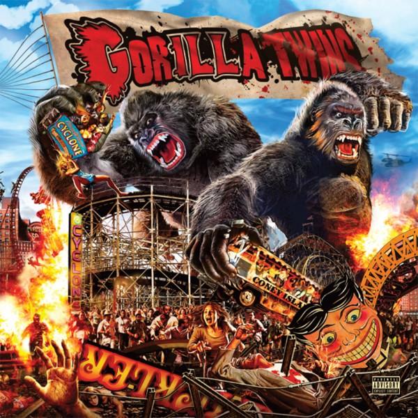 Ill Bill & Nems - Gorilla Twins (Vinyl)