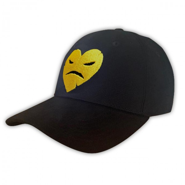 Evil Heart - Cap Yellow