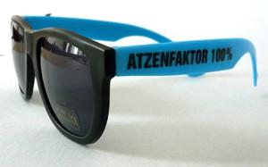 Atzenfaktor 100% - blau