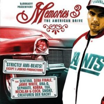 Djorkaeff - Memories 3 The American Drive (CD-R)