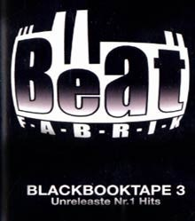 Beatfabrik - Blackbooktape 3