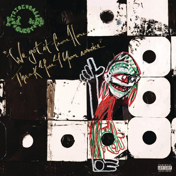 A Tribe Called Quest - We Got It from Here...Thank You 4 Your Service (Vinyl LP)