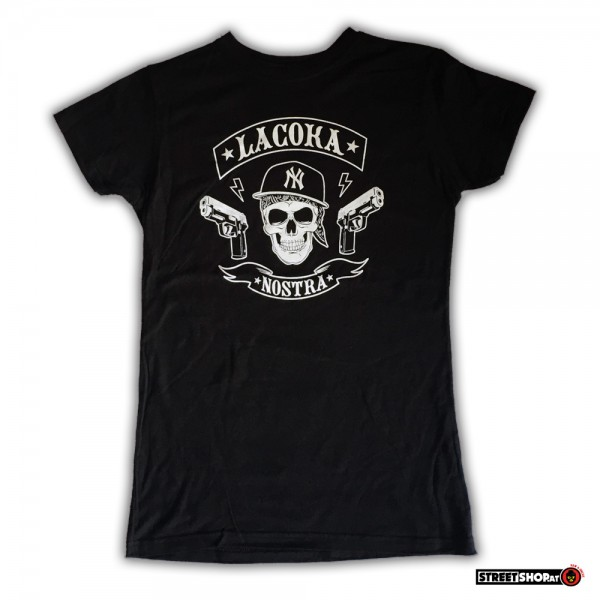 La Coka Nostra - MC NY T - Shirt Girls