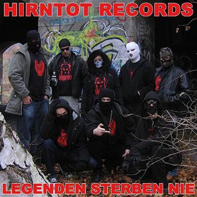 Hirntot Records - Legenden sterben nie 2CD