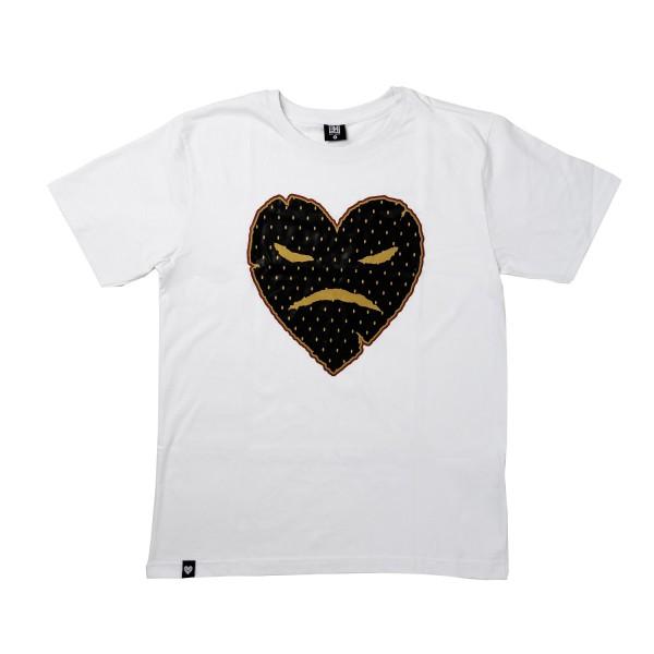 T-Shirt - Evil Heart Basket WH