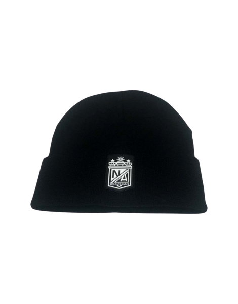 Narcotic Athletics Logo Beanie Black