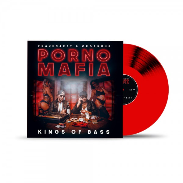 Porno Mafia 2 - Kings of Bass (Vinyl) inkl. Poster