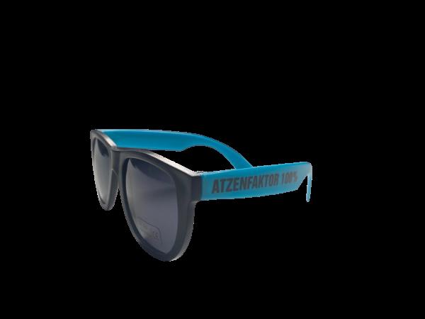 Brille - Atzenfaktor 100% - Blue