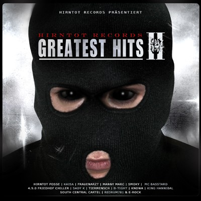 Blokkmonsta - Hirntot Records - Greatest Hits 2 (Doppel CD)