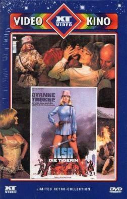 Ilsa die Tigerin Uncut in der großen Hartbox (DVD)