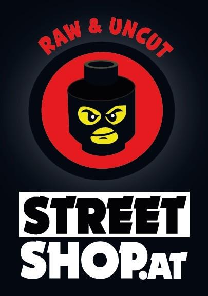 Aufkleber Pack Streetshop.at (50 Stück)