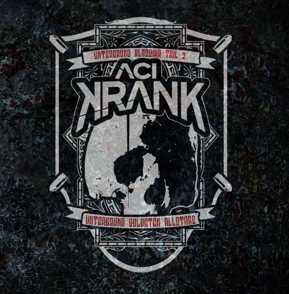 Aci Krank - Untergrund Klassika 2 (CD)