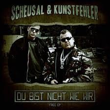 Scheusal & Kunstfehler - Du bist nicht wie wir CD-R