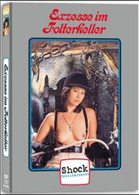 EXZESSE IM FOLTERKELLER (Blu-Ray+DVD) (2Discs) - Cover A - Media