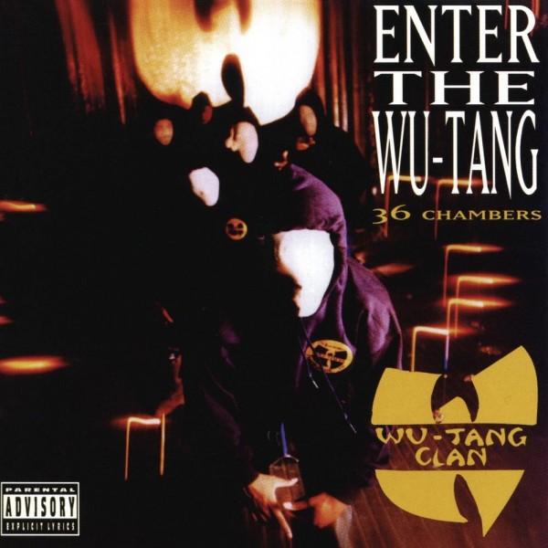 Wu-Tang Clan - Enter the Wu-Tang Clan (36 Chambers) (Vinyl LP)