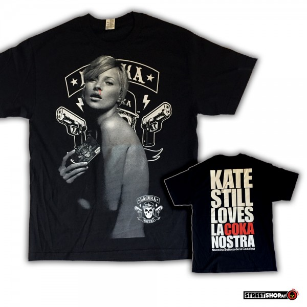 Kate Loves La Coka Nostra V.2 T-Shirt