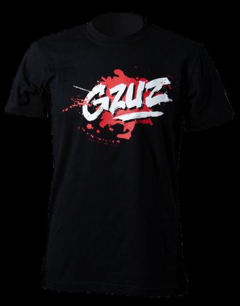 T-Shirt - GZUZ Splash Logo