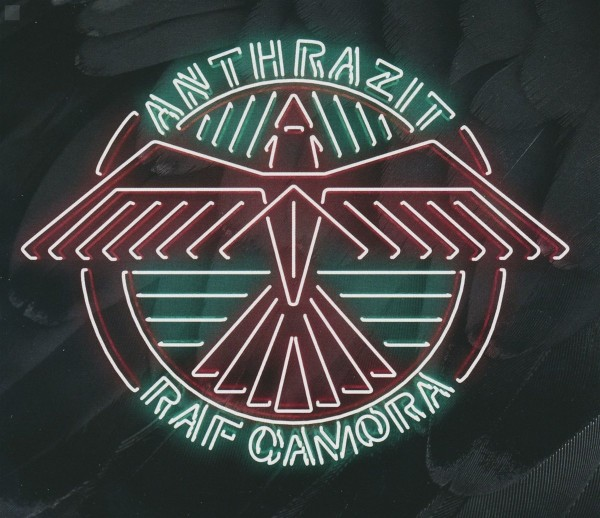 RAF Camora - Anthrazit CD