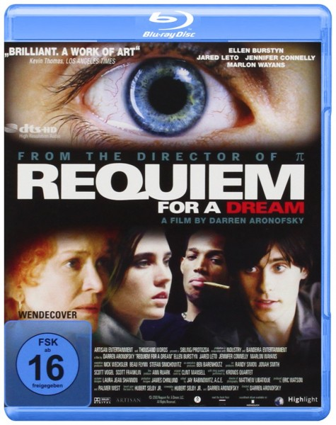 Requiem for a Dream (Blu-Ray) (FSK 16)