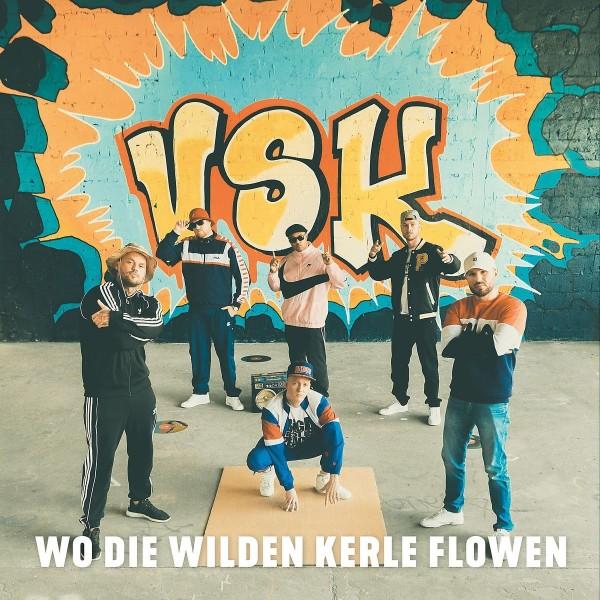 Vsk - Wo die Wilden Kerle Flowen (Vinyl)