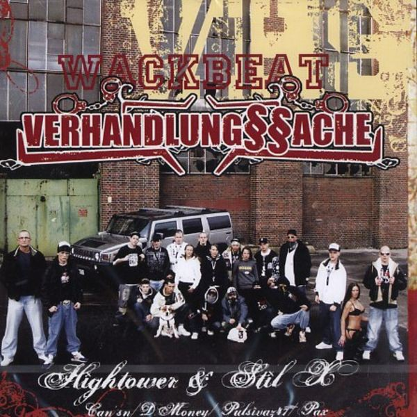 Hightower & Stil X(Wackbeat) - Verhandlungssache