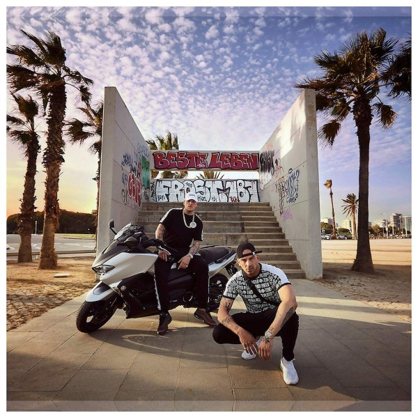 Bonez Mc & Raf Camora - Palmen aus Plastik 2 (Vinyl)