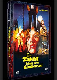 EIN ZOMBIE HING AM GLOCKENSEIL - Cover A - Remastered - 3D Metal Pack