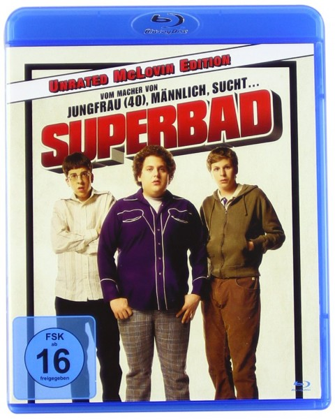 Superbad - Unrated McLovin Edition (FSK 16)