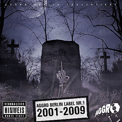 Aggro Berlin Label Nr.1 2001-2009 (uncut)